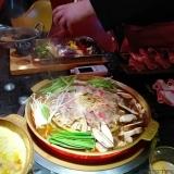文青烤肉店&商场里的水煎肉
